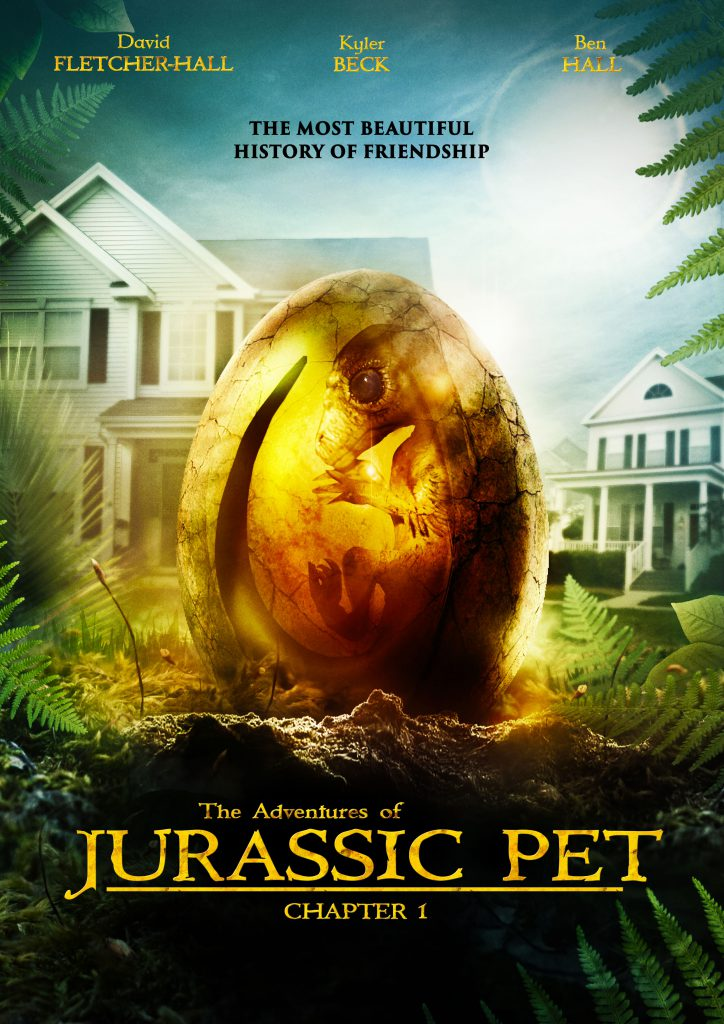 The Adventures of Jurassic Pet : Chapter 1